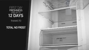 Hotpoint frigo