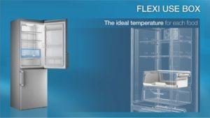 Indesit focus frigo superiore