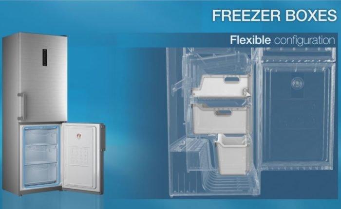 Indesit focus frigo