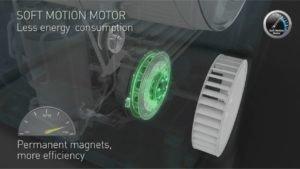 Hotpoint motore interno
