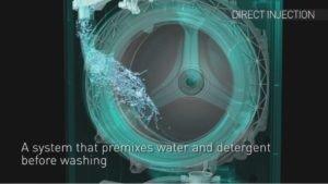 Hotpoint acqua in vasca