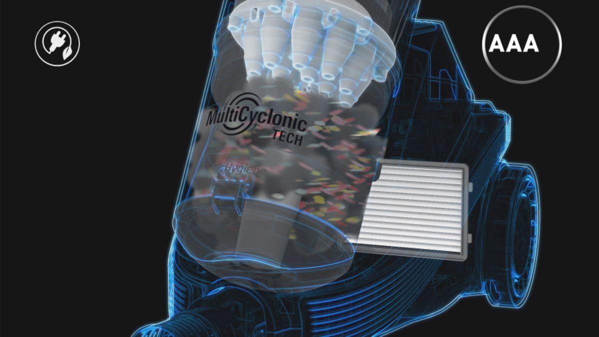 Hotpoint ciclonico