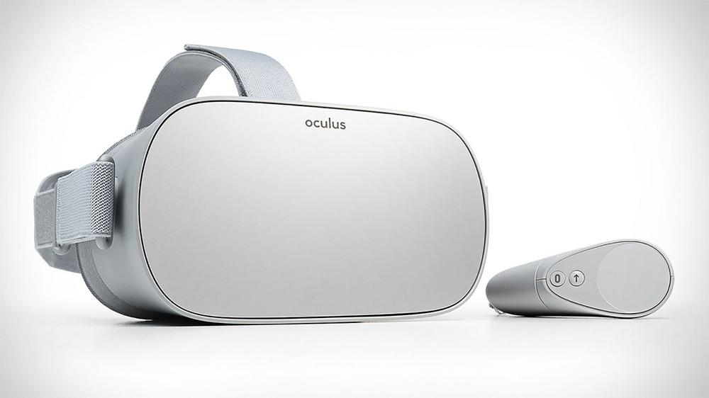Oculus Go visore 2018