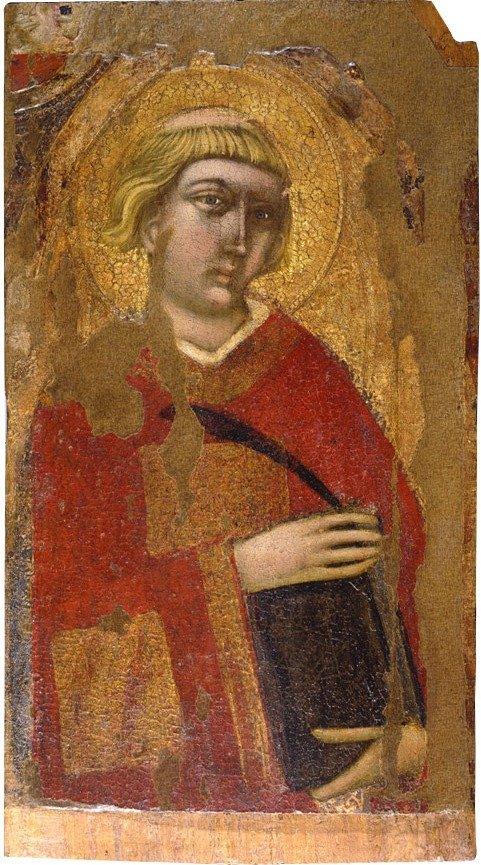 Santo Stefano diacono martire