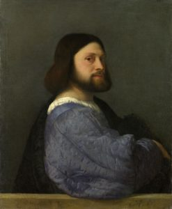 Portrait of Gerolamo Barbarigo