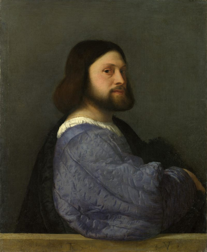Portrait of Gerolamo Barbarigo