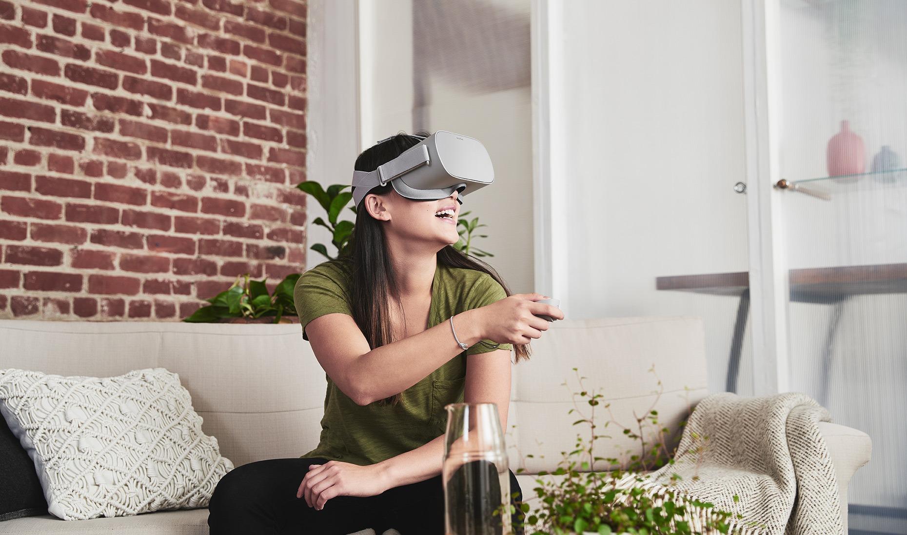 Visore Oculus go 2018