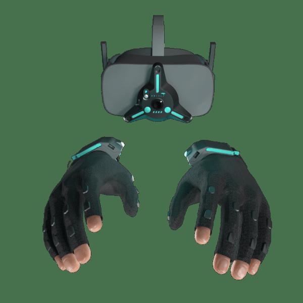 guanti per la realtà virtuale - VRfree