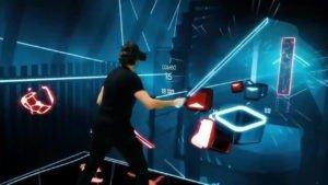 divertiti con le spade laser e visore
