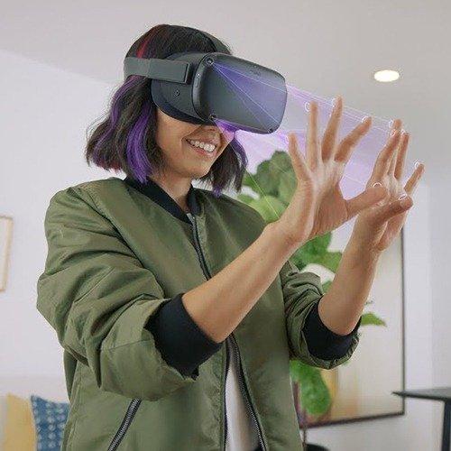 oculus quest mani