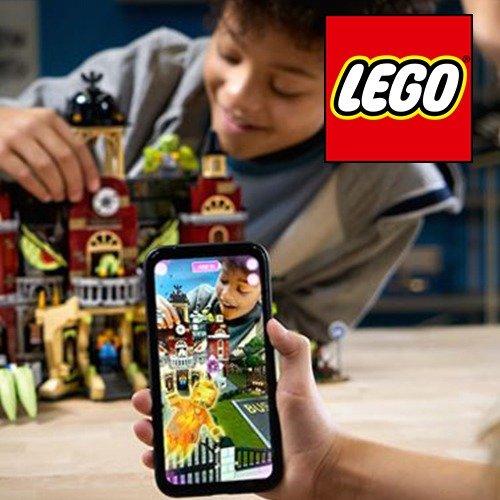 Lego hidden Side: gioco in realtà aumentata