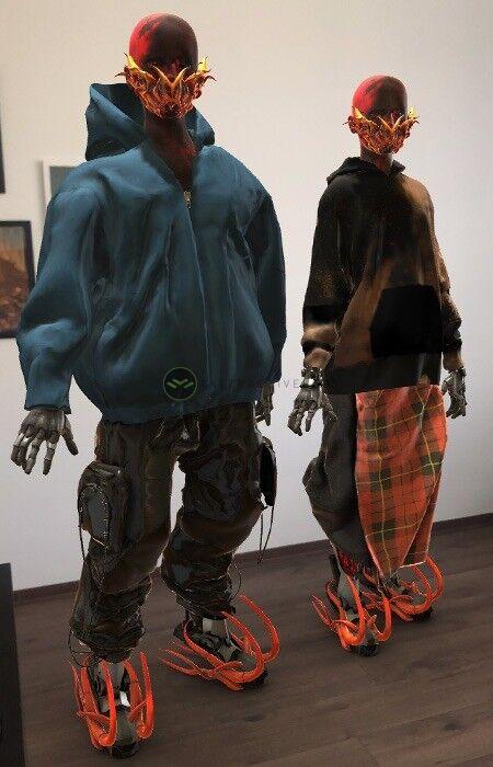 modelli in realtà aumentata dei cyborg a better mistake