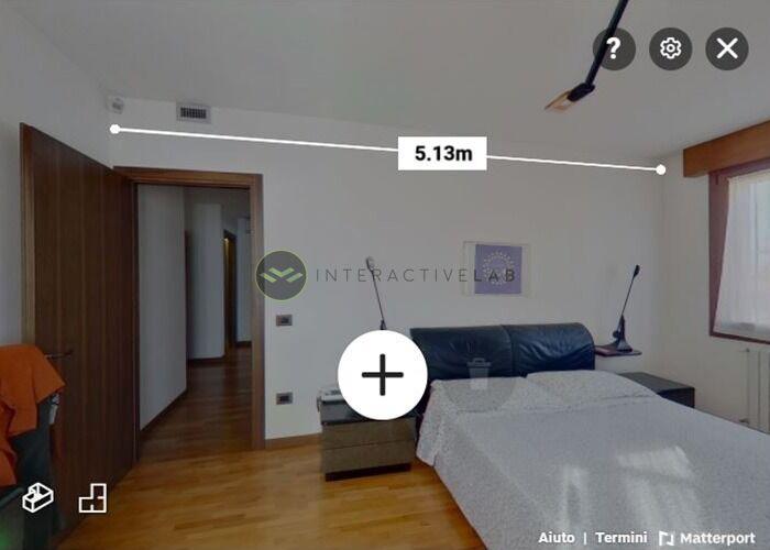 misuraione virtuale in matterport