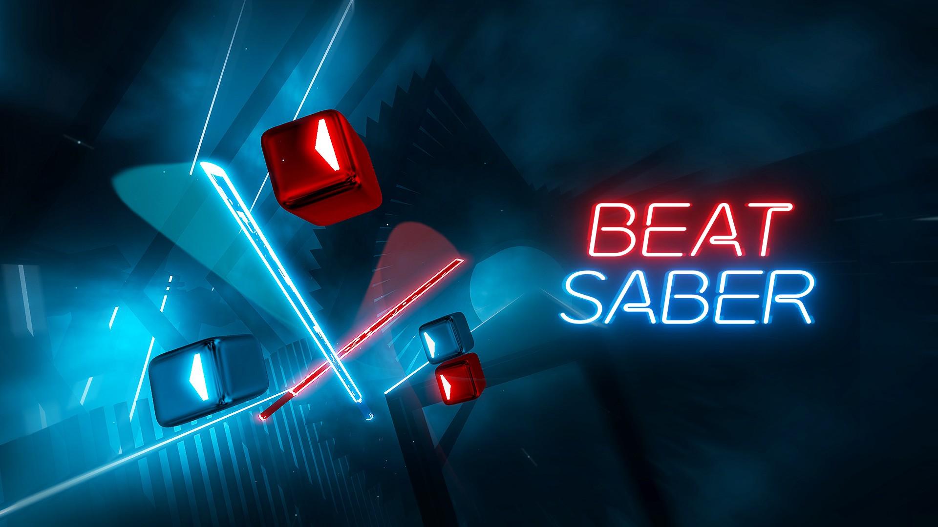 beat saber logo