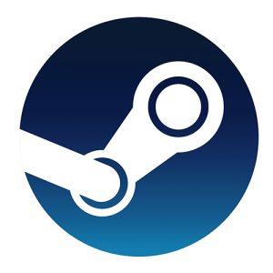 logo steam vr